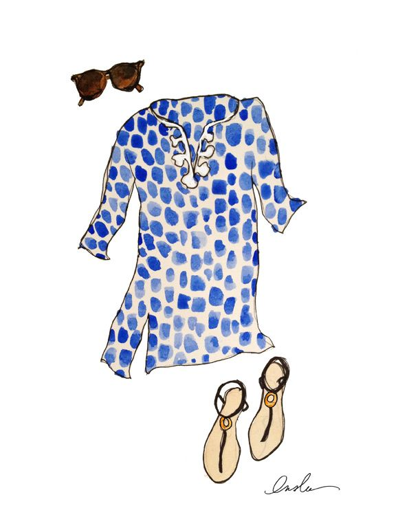 The Sketch Book – Inslee Haynes | Fashion Illustration by Inslee | Page 15