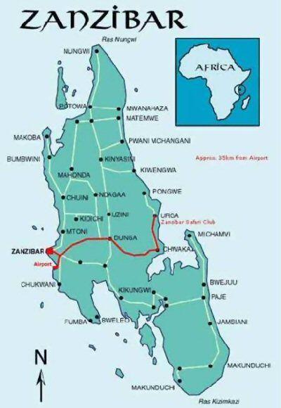 Map Of Africa Zanzibar.Images Of Zanzibar Africa Travel In 2019 Zanzibar Africa