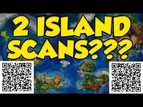 Best Pokemon Sun And Moon Qr Codes 2 Island Scans A Day With