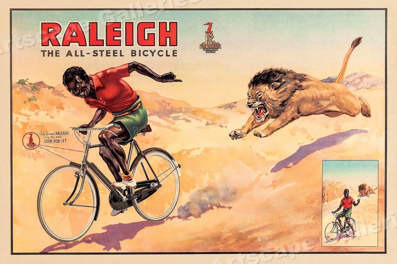 Raleigh kerékpárok