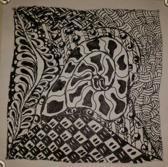 First tangle
