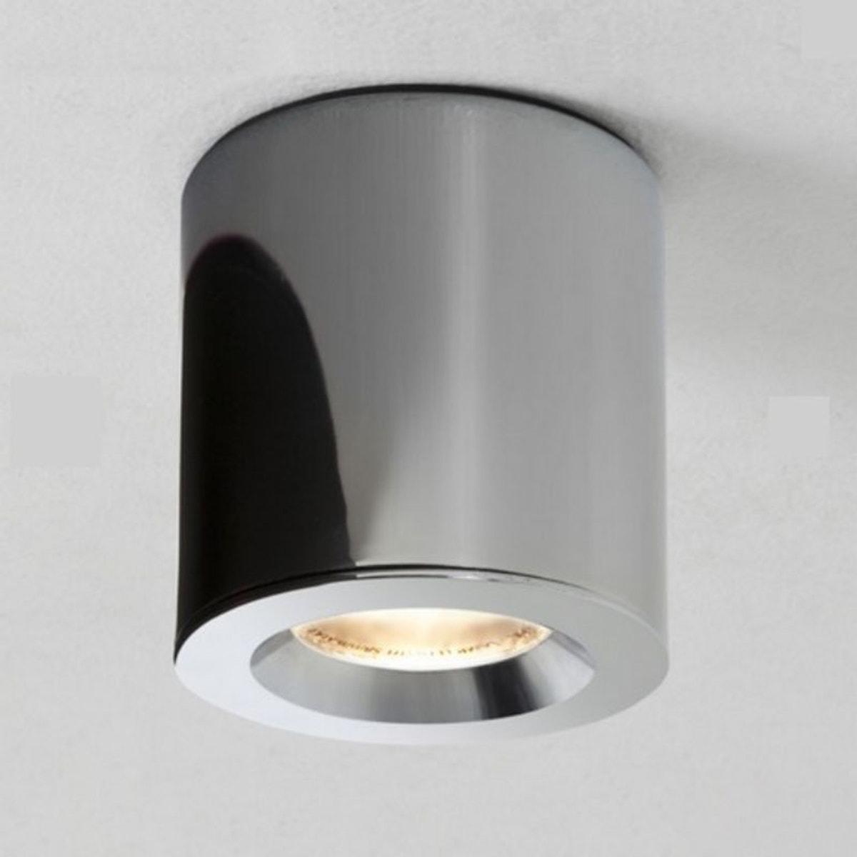 Plafonnier Kos Rond Led Ip65 Salle De Bains Taille Taille Unique Luminaire Plafond Led Plafond Et Lumiere Led