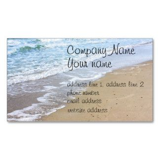 Beach business cards and business card templates zazzle rachael beach business cards and business card templates zazzle wajeb Choice Image