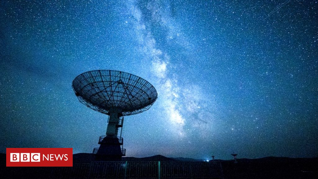 Cryptocash craze 'hinders alien search' Search for