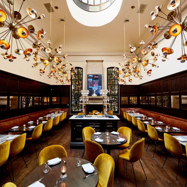 The Most Coveted Restaurant Reservations In Nyc Right Now Hospitality Design Nyc Restaurants Restaurant