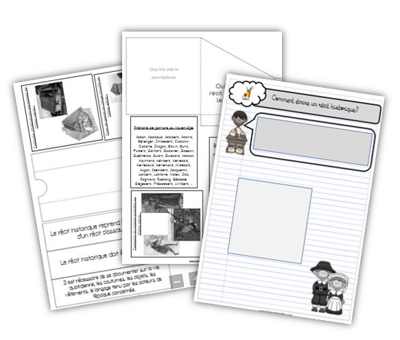 Traces écrites interactives pour l'atelier ECRIT