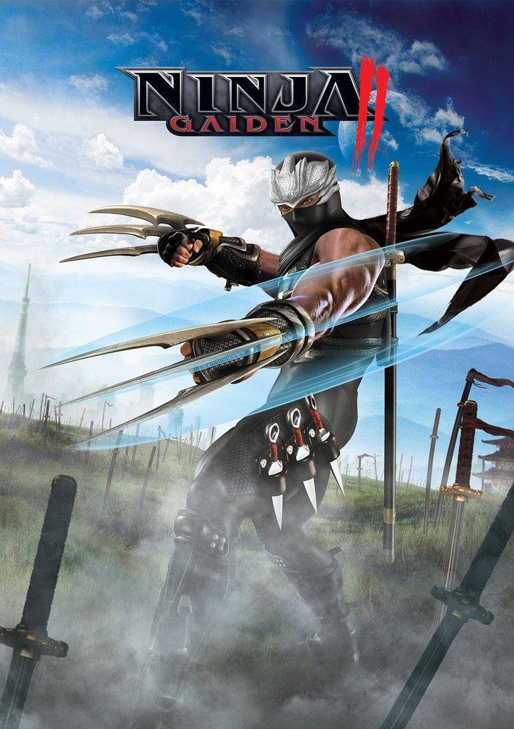Ninja Gaiden 2 Poster Ninja Gaiden Ninja Video Game Posters