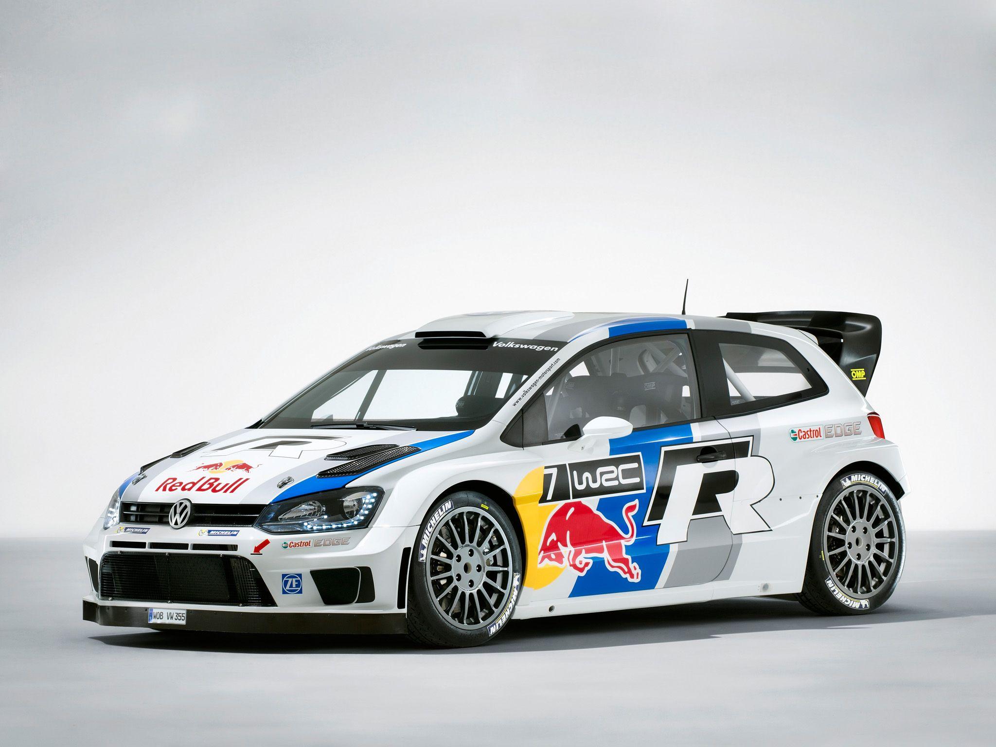 Vw Polo R Wrc Volkswagen Polo Rally Car Rally Car Racing