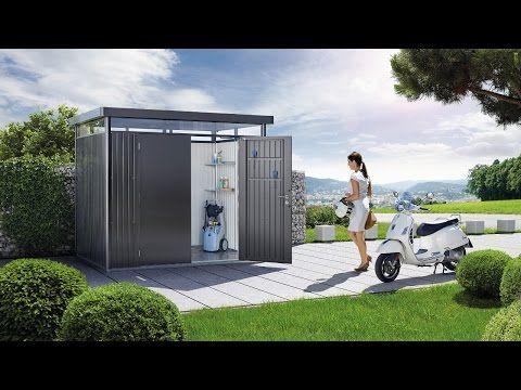 ger teschuppen metall biohort shop garten pinterest. Black Bedroom Furniture Sets. Home Design Ideas