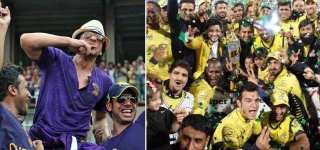 KKR vs Zalmi: Shah Rukh Khan offers three-match series