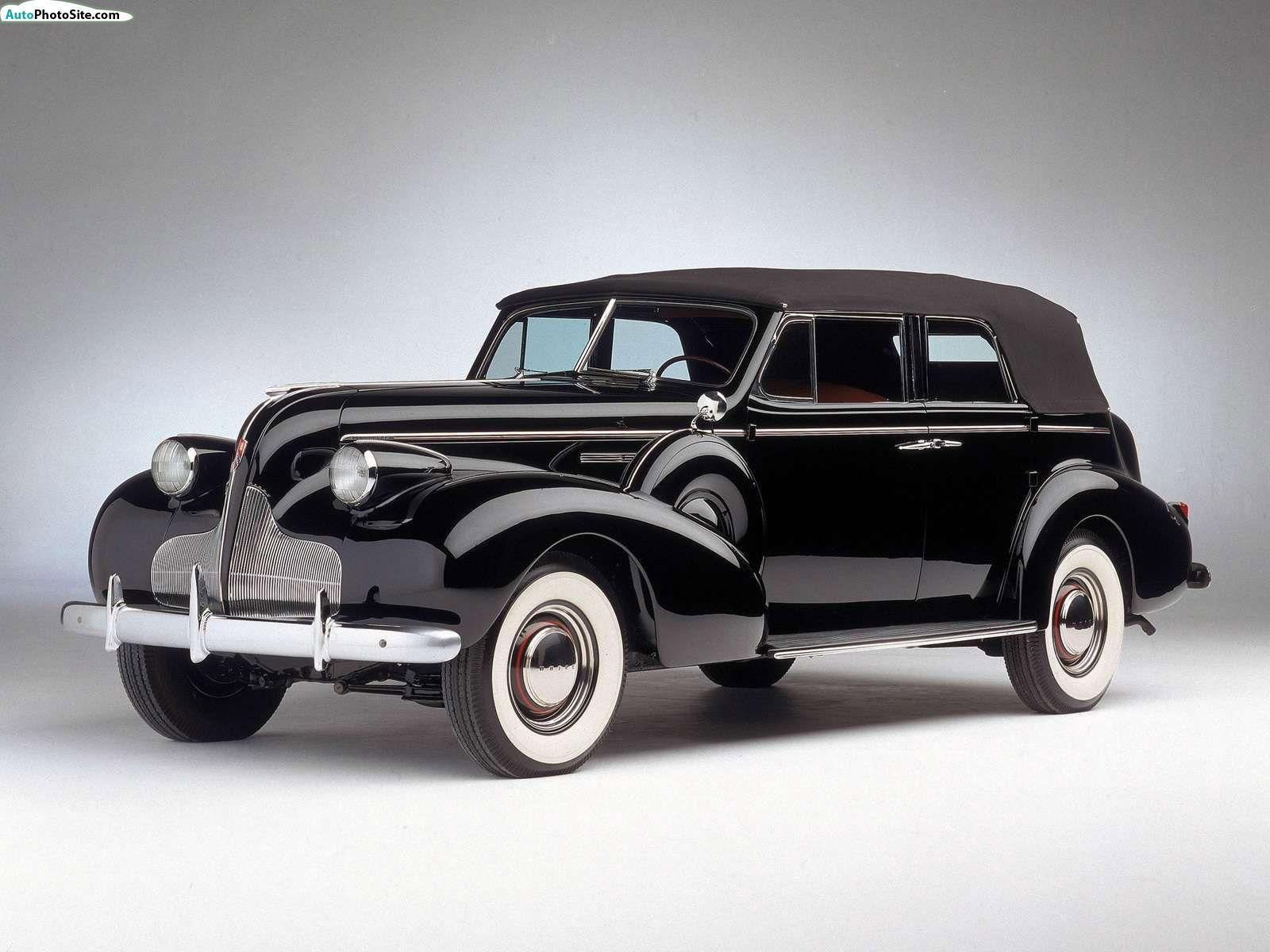 Buick Roadmaster 1939 01 Buick Roadmaster Classic Cars Buick