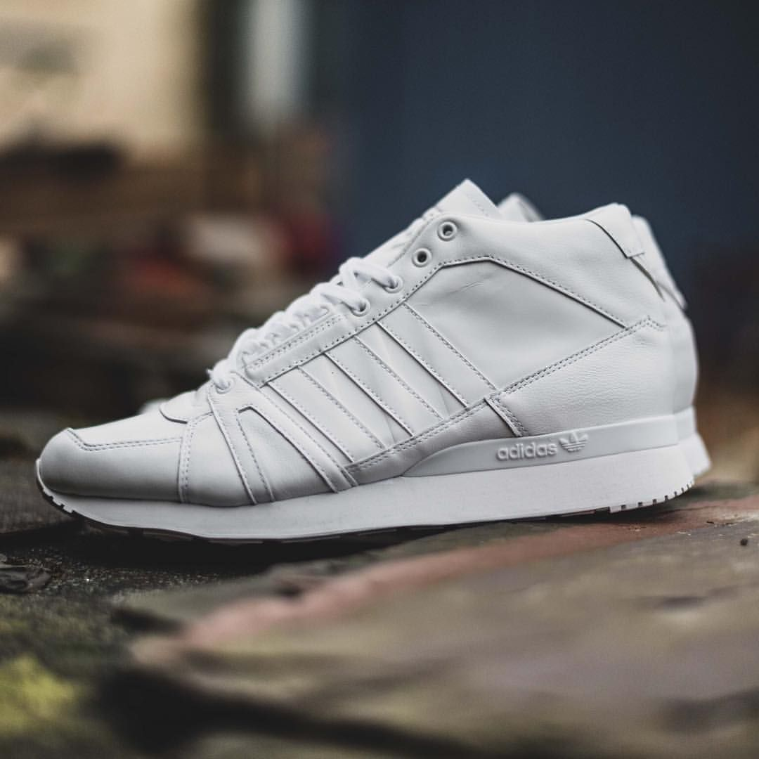 2016 Simple Online Mens Adidas Original ZX 500 Grey White Pink Trainers Price Down