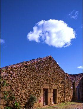 A bela aldeia de Idanha a Velha - Portugal. Foto de Luis Reininho