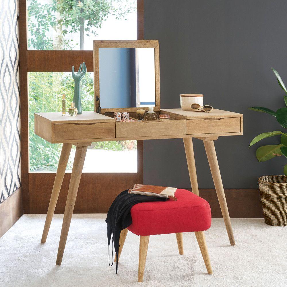 solid mango wood vintage dressing table in 2019 make up. Black Bedroom Furniture Sets. Home Design Ideas