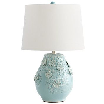 Eire 23 Table Lamp Blue Table Lamp Table Lamp Vase Table Lamp