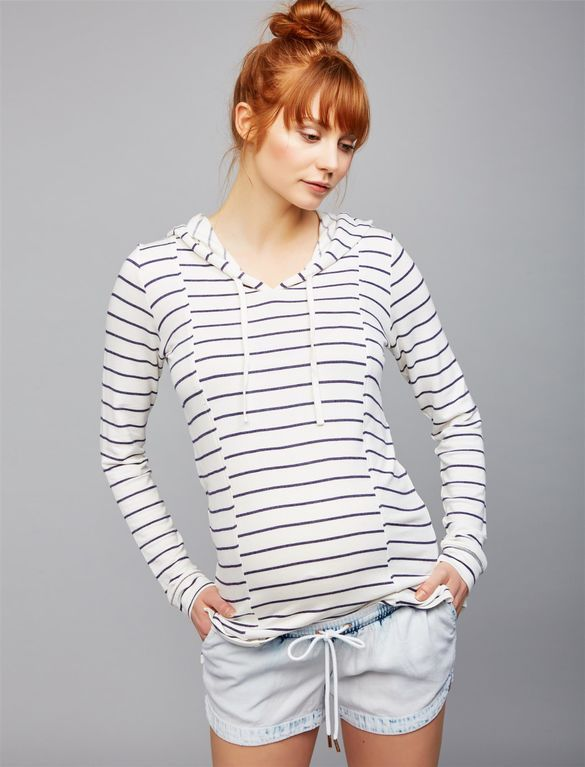 a758ce62ddc Relaxed Fit Maternity Hoodie