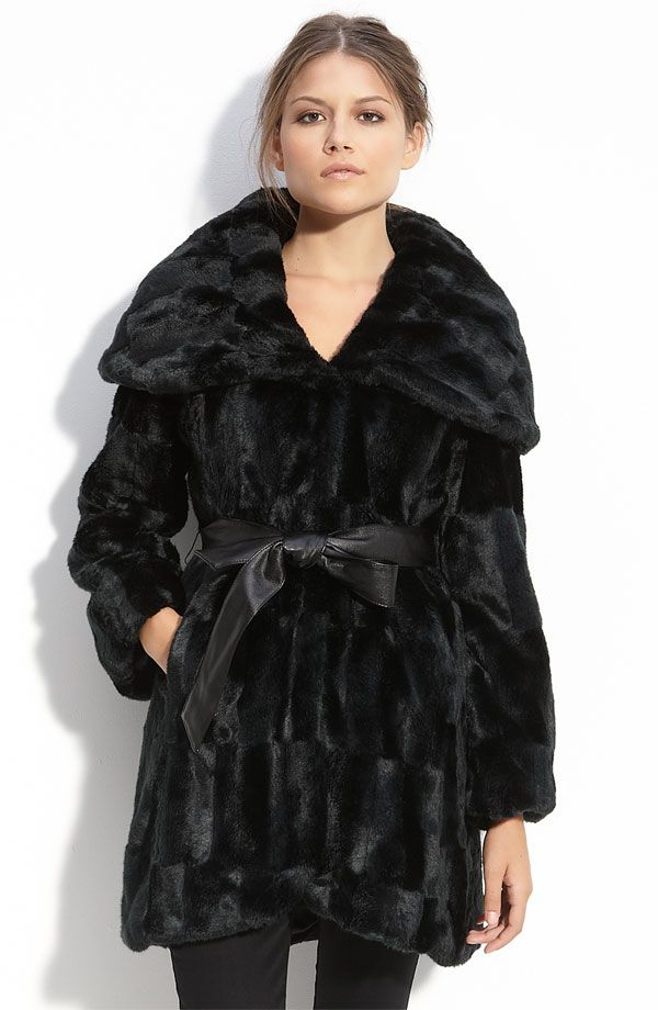 8b52c4313b It's like wearing a cat. A fluffy, black cat. | jokes | Faux fur ...