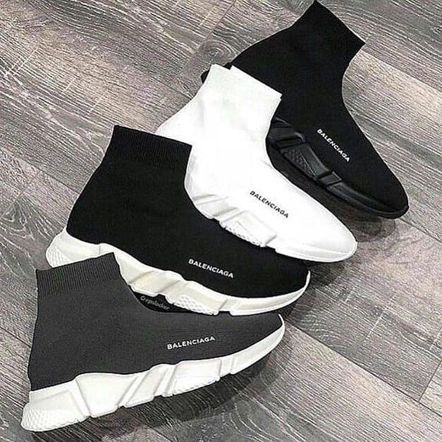 balenciaga shoes gucci