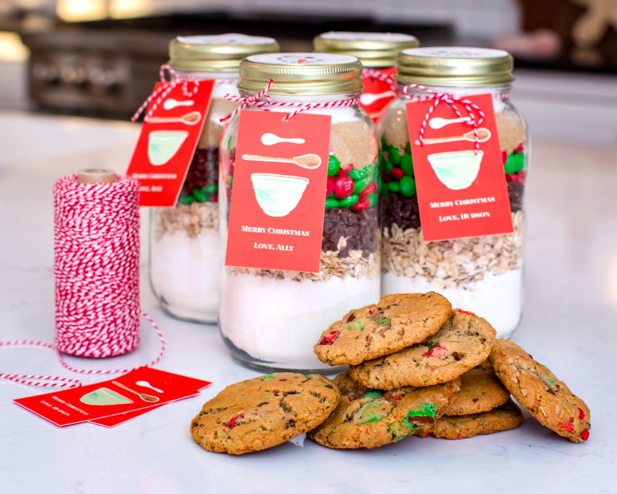 Diy Christmas Cookie Mix In A Jar Diy Christmas Cookies Diy Christmas Cookie Mix Jenny Cookies