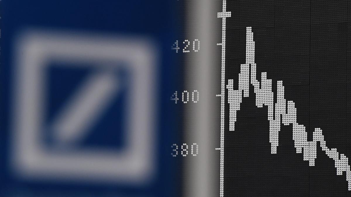 """""""Markt preist Crash der Deutschen Bank ein"""": Die Attacke der Angstmacher"""