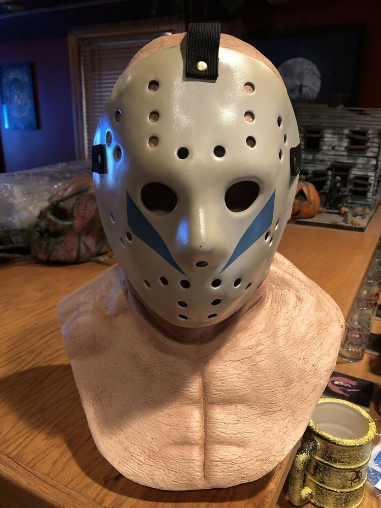 Friday The 13th Mask And Hood. Jason Imposter Part 5 ( 42