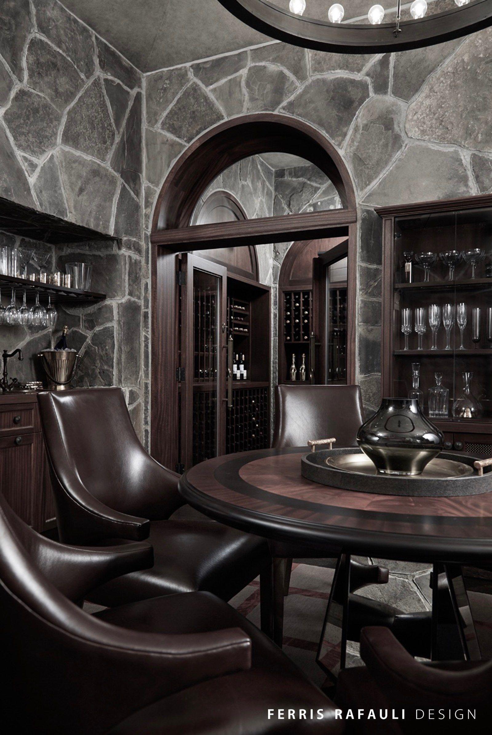 Luxury Kitchen Interior Design: Architecture By Ferris Rafauli