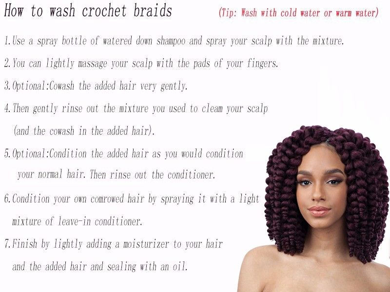 How To Wash Braids Hair Wand Curl In 2019 Braided Hairstyles