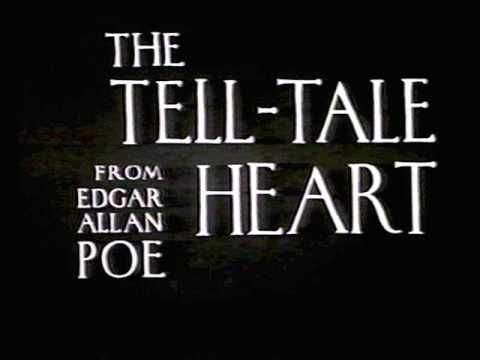 I'm writing an essay about the tell tale heart and i need a little help.?