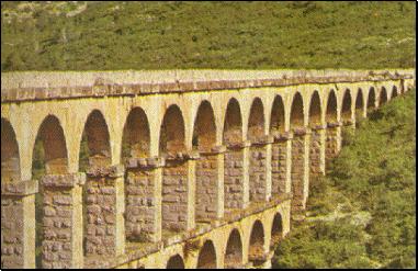 acueducto romano de tarragona espaa