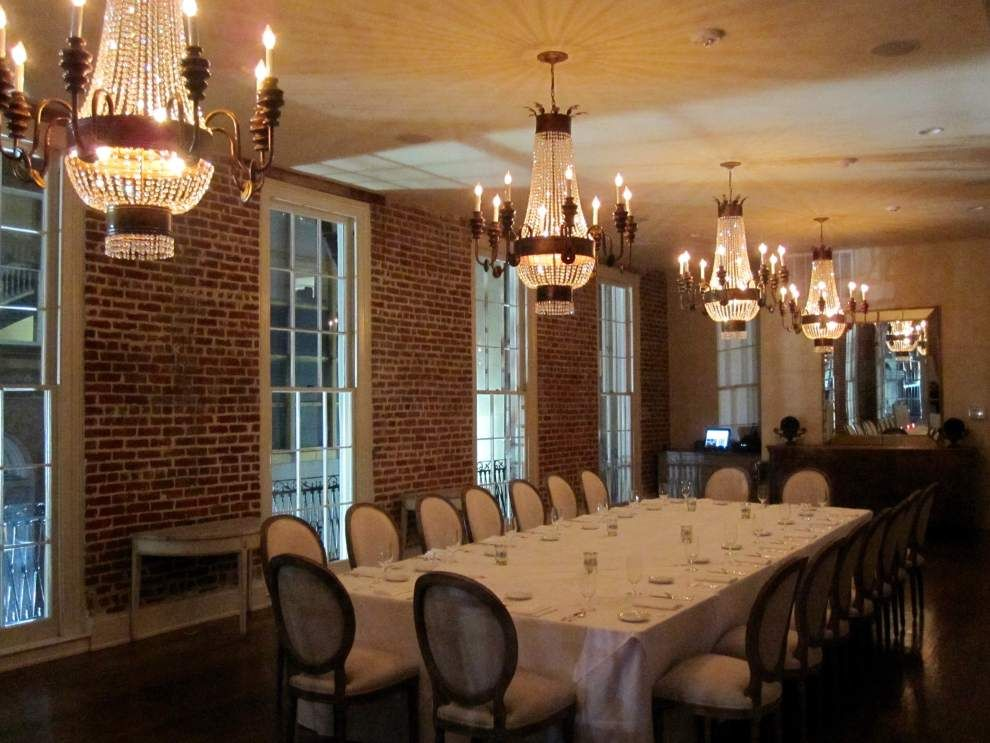 Bon Private Dining Rooms New Orleans Stylish Other Intended Emerils The Gold  Room