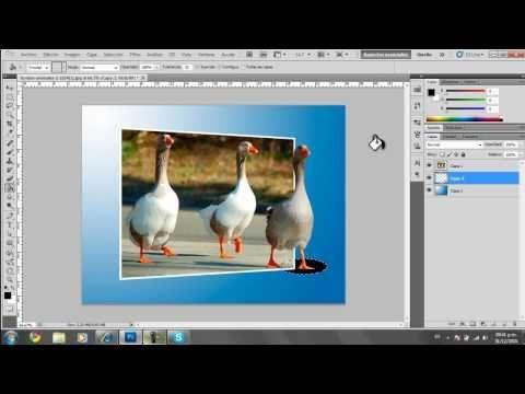 Photoshop Cs5 Aprene A Crear Efecto 3d Facil E Imprecionante Free Photography Photoshop Photography