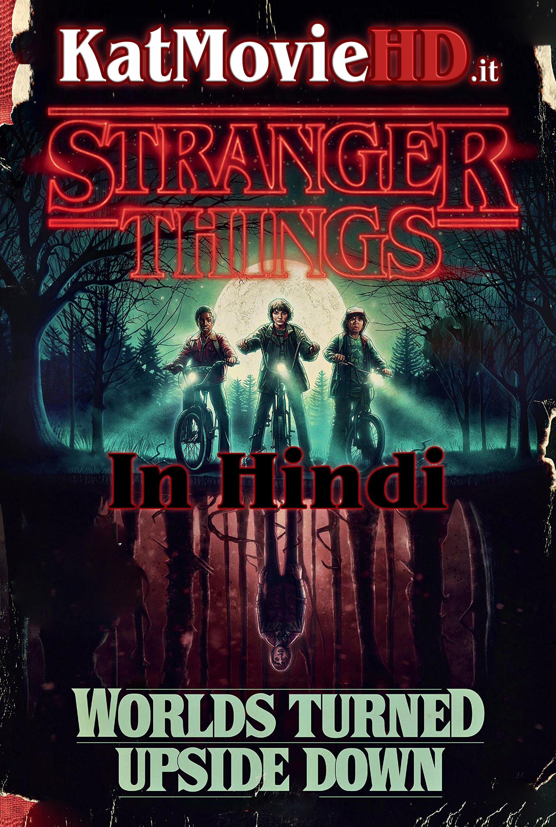 Stranger Things S01 Complete Season 1 Dual Audio In Hindi 5 1
