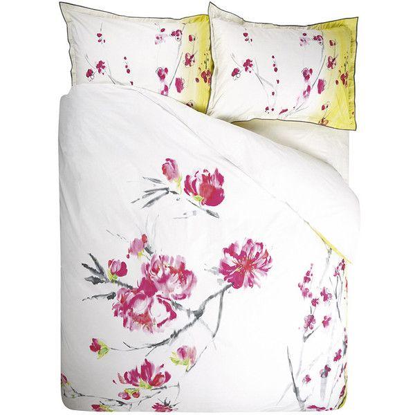 Designers Guild Oriental Flower Peony Duvet Cover King Double Duvet Set Floral Duvet Sets Duvet Sets