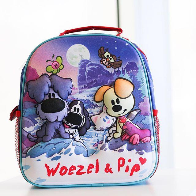 5d265741910 De Woezel & Pip 3D rugzak. Exclusief verkrijgbaar bij Etos! | Woezel ...