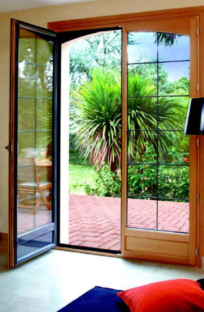 Porte fenetre mc jpg 300dpi villa provencale pinterest landscaping and house for Fenetre villa