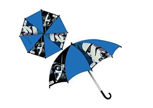 Niños Oficiales de licencia Star Wars paraguas - http://comprarparaguas.com/baratos/starwars/ninos-oficiales-de-licencia-star-wars-paraguas/