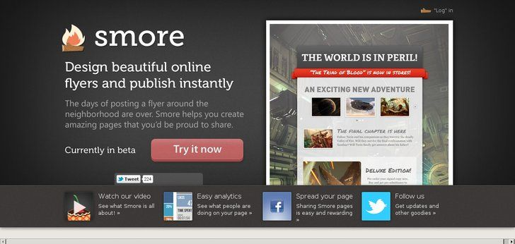 learn how you can easily create flyers for free using smorecom nle