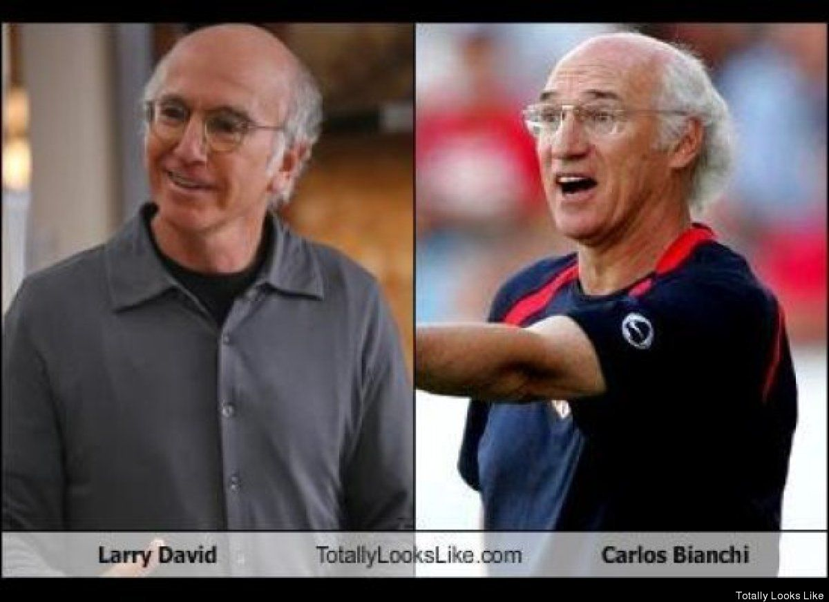 Footballer celebrity look alikes