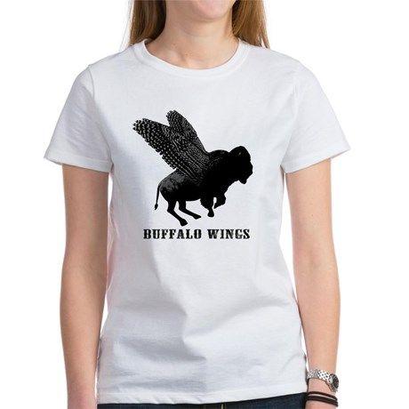 Buffalo Wings Women's T-Shirt