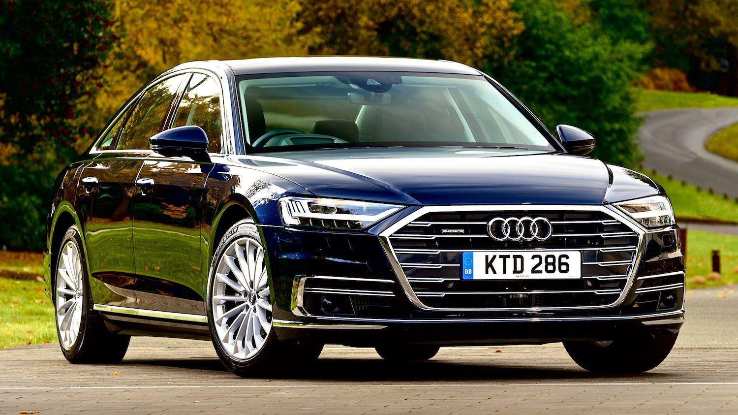 Reviewed The 2018 Audi A8 50 Tdi Quattro Premium Luxury That S Class Exclaimed The Man At The Motorway Services My Wife And I Had Audi A8 Audi Tdi Audi