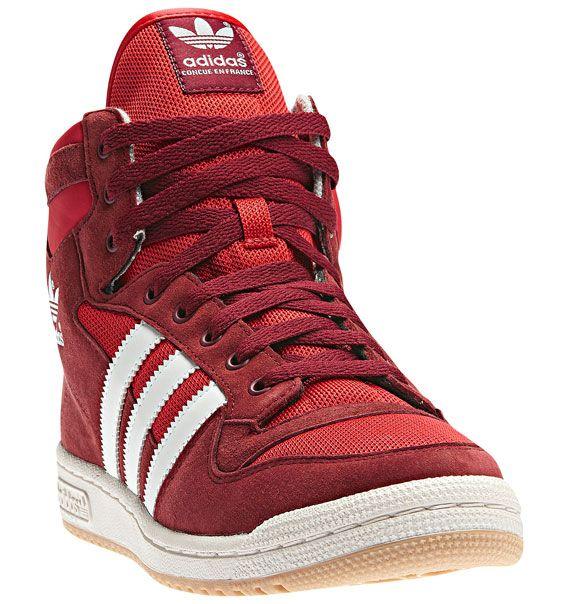 """adidas Originals Decade OG Mid """"Cardinal"""""""