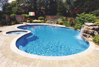 kidney bean pool google search swimming pools