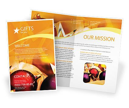 The best provider of premium high-quality presentation templates - flyers and brochures templates