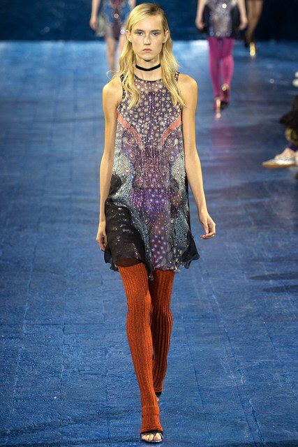 Mary Katrantzou, Look #6