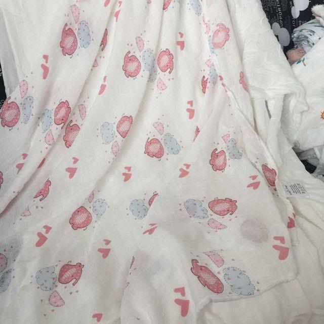 100%Bamboo Fiber Aden anais Baby Wrap Swaddling baby Blanket Newborn ...