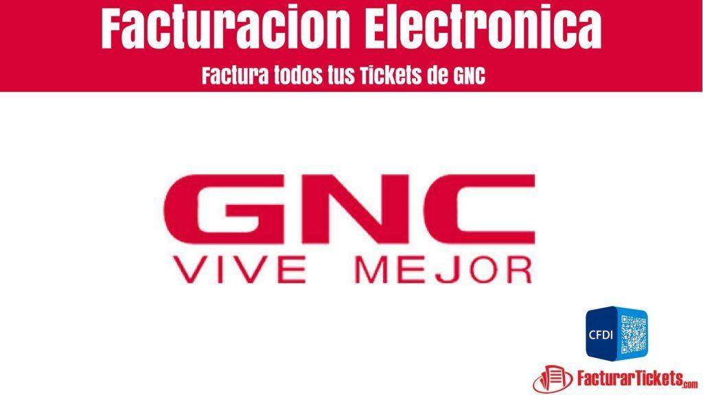 Facturacin gnc en lnea facturacion electronica de tickets facturacin gnc en lnea fandeluxe Gallery