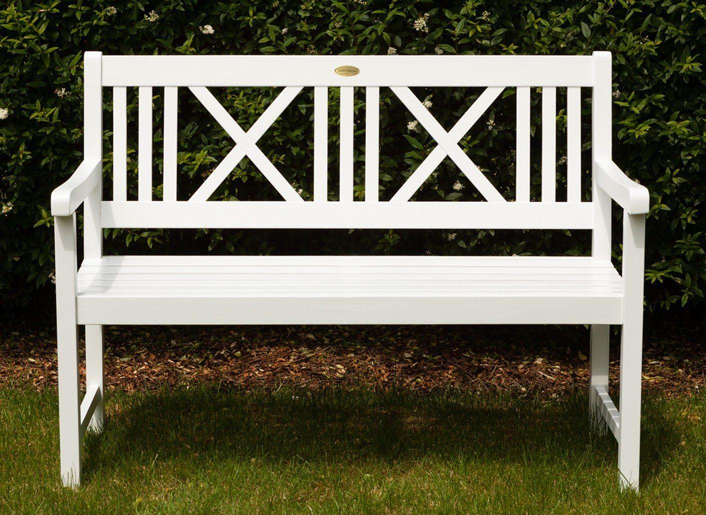 Gartenbank Weiss Lackiert   Outdoor furniture, Outdoor ...