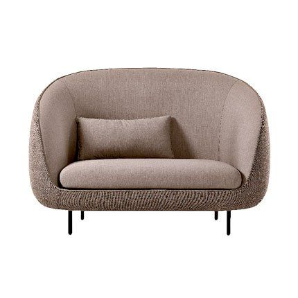 Love This Little Couch Very Cozy But Neat Canapé Places En Tissu - Petit canapé 2 places tissu