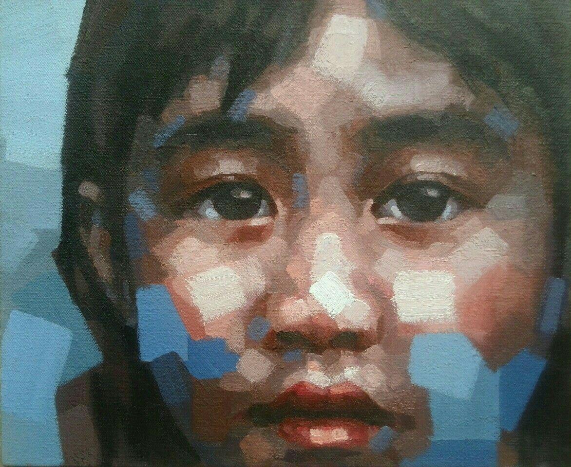 Li Yueling (李月領; b1971, Hebei Province, China)