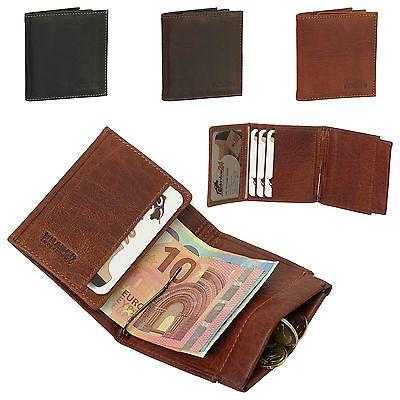 Details zu Branco Leder Dollarclip Herren Geldbeutel Clip - küche schwarz braun